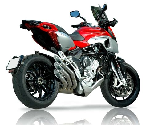 Mv Agusta Stradale 800 Modification by Mv Agusta Stradale Turismo Volece Q D Performance Exhaust