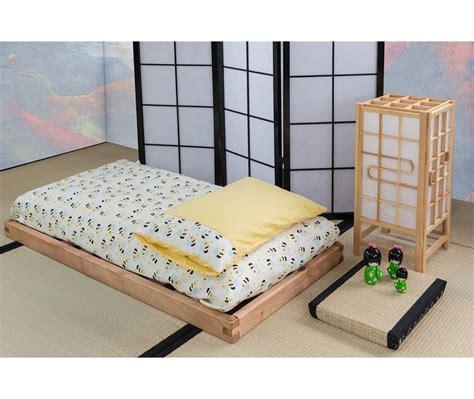 futon per bambini letto a doghe montessoriano bio wood per bambini futon