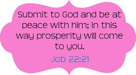 Uplifting Scriptures
