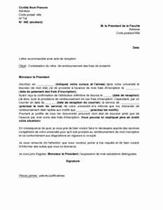 Contestation Fourriere Remboursement : lettre de contestation du refus de remboursement des frais de scolarit suite l 39 attribution d ~ Gottalentnigeria.com Avis de Voitures