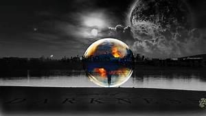 Sun cityscapes planets moon bubbles lakes selective ...