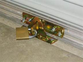 100 sliding glass door security bar how to install