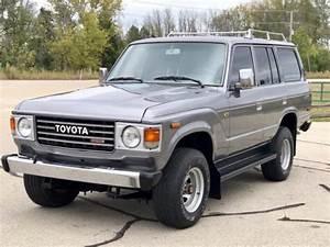 1987 Toyota Land Cruiser Hj60 Diesel Landcruiser 4x4 Five