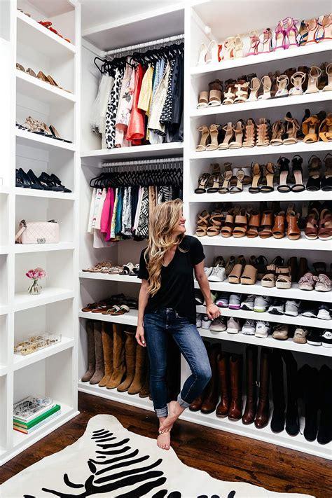 My Closet Reveal  Organization  Pinterest Closet