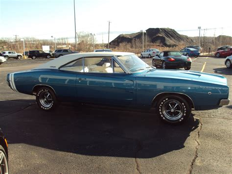 Rt Dodge Charger by Used 1968 Dodge Charger Rt For Sale 125 777 Executive