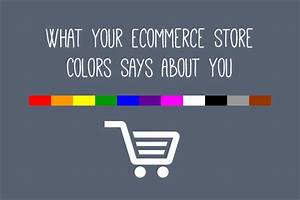 What Your eCommerce Store Colors Says About You