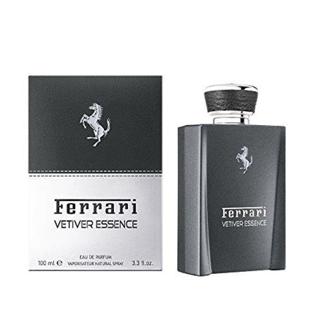 It smells like 100 but not couple of 100 dollars overall for the price it's a great one to wear whenever without hesitation! Ferrari Essence Vetiver Eau de Parfum Spray 100ml: Ferrari Vetiver Essence by Ferrari Eau De ...