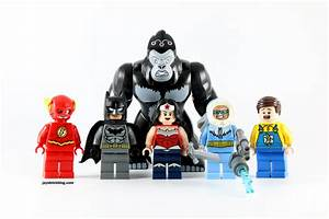 Lego Batman 3 Gorilla Grodd Goes Bananas | www.imgkid.com ...