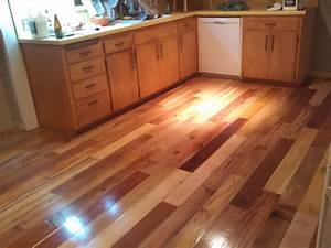 suelo de parquet con madera de pale decoracion upcyclees With parquet en palette
