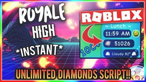 royale high diamond roblox exploit roblox