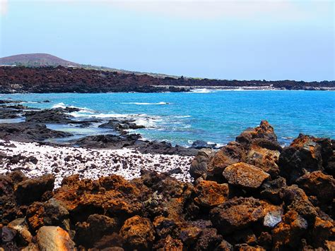 kikaua beach  special secret beach   big island