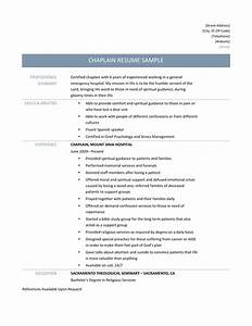 wonderful resume chaplain hospital photos resume ideas With chaplain resume templates