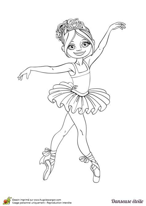 dessin de danseuse moderne jazz une danseuse 233 toile en d executer une figure 224 colorier coloriages de danse