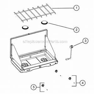 Coleman 2000007502 Parts List And Diagram