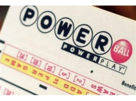 Powerball Winning Numbers Wednesday