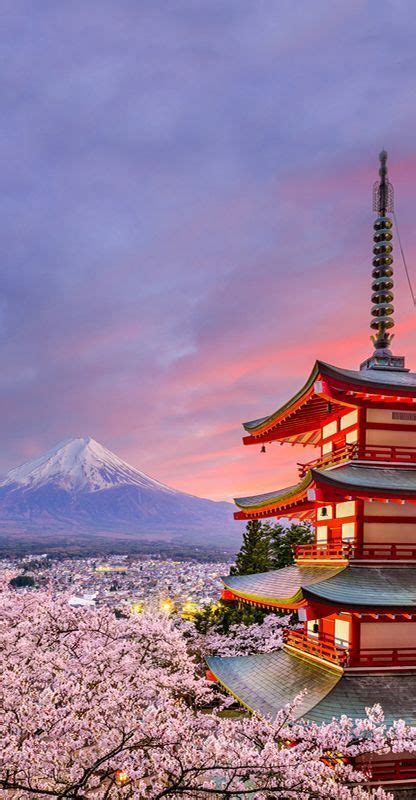 astounding places  visit  japan japan