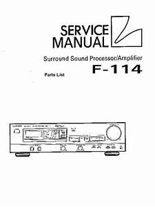 Luxman  U2013 Diagramasde Com  U2013 Diagramas Electronicos Y