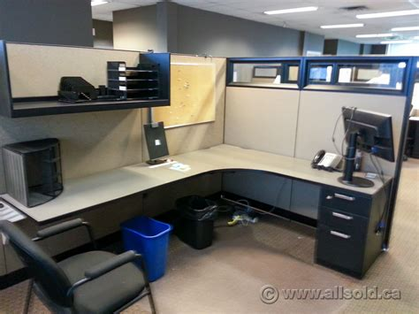 steelcase answer systems furniture cubicle workstation