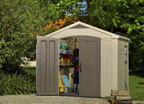 Garden Shed 8x6 Best Price by Plastic Sheds 8x6 Quality Plastic Sheds