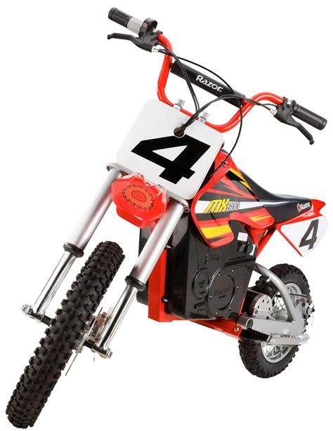 Amazoncom Razor Mx500 Dirt Rocket Electric Motocross