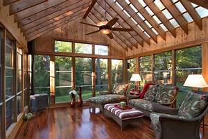 16, Serene, Rustic, Conservatory, Designs, For, The, Garden
