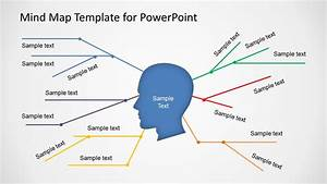 simple mind map template for powerpoint slidemodel With mind map template powerpoint free download