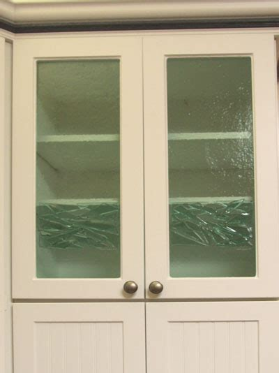 bubble glass kitchen cabinet doors cabinet2