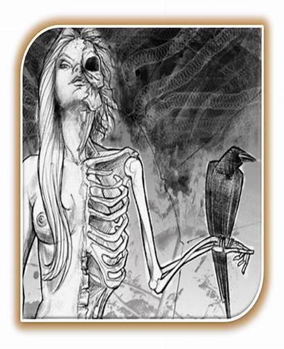 Norse Mythology Goddess Tattoo Hel Fenrir Viking