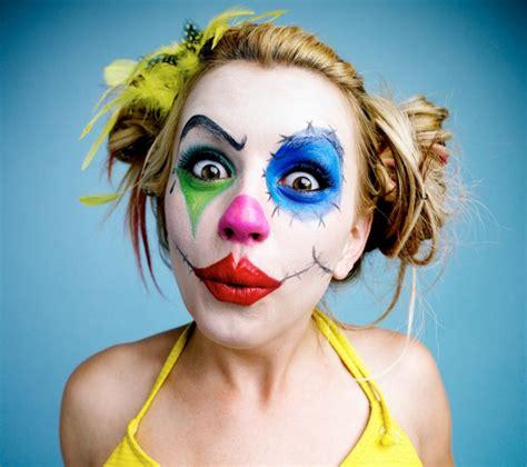 schminken clown vorlage clown schminken anleitung und tipps f 252 r das kost 252 m