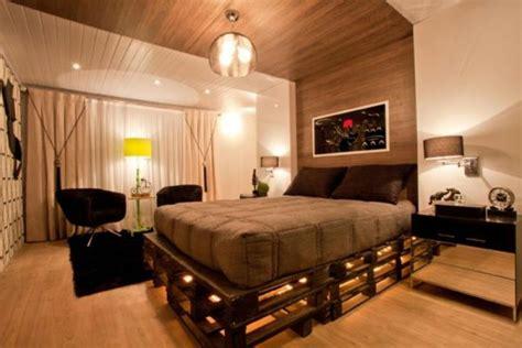 chambre palette bois impressionnant chambre en bois de palette design int rieur