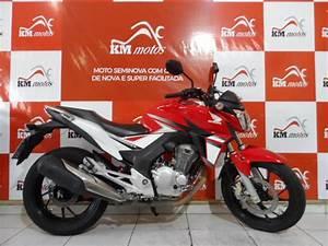 Honda 2017 Motos : honda cb twister 250 vermelha 2017 km motos sua loja ~ Melissatoandfro.com Idées de Décoration
