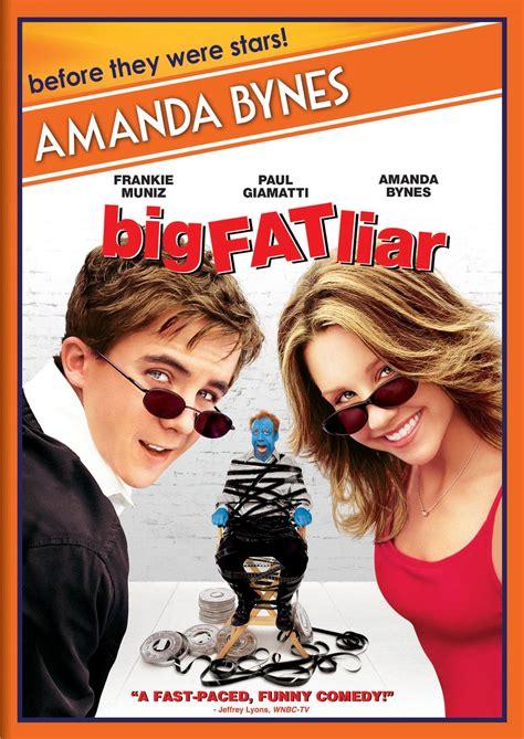 Big Fat Liar DVD Release Date September 24, 2002