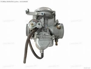 Honda Cl350 Scrambler 1973 K5 Usa Carburetor
