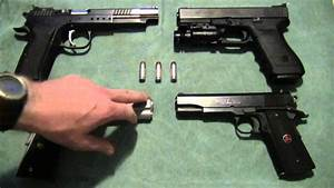 My 10mm Handguns