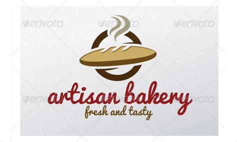 bakery logos  editable psd ai vector eps