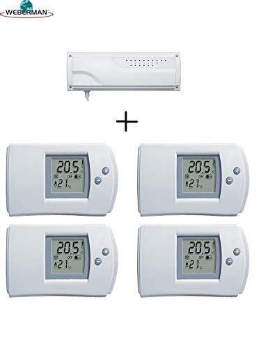fußbodenheizung steuerung wlan funk thermostat fussbodenheizung