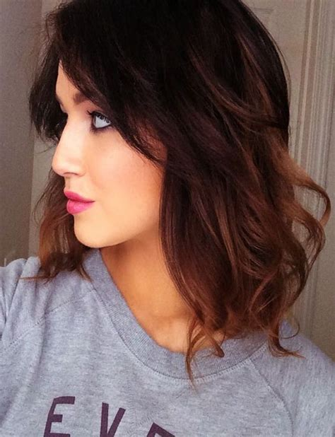 Brown Hair Dying Ideas by Hair Styles Ideas The Best Winter Hair Colors You Ll Be