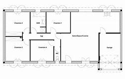 hd wallpapers plan maison de 100m2