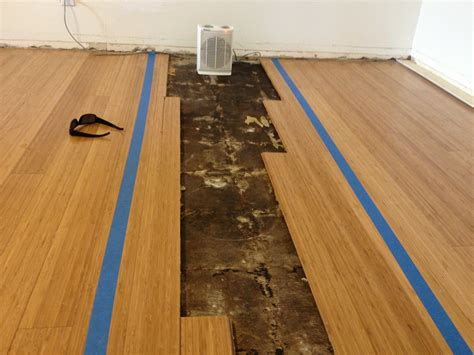 Wood Floor Cupping Water Damage by Services Alas Hardwood Floors