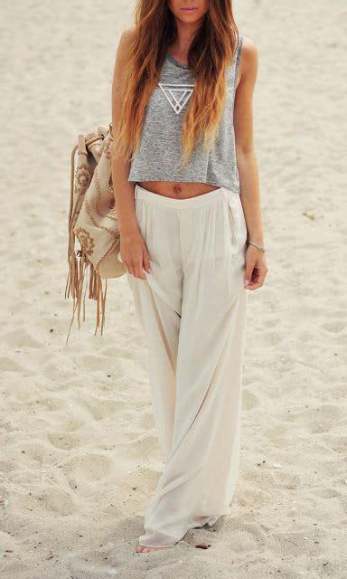 52 best images about Flowy pants on Pinterest   Pants Black harem pants and Harems