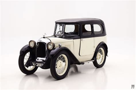 1930 Austin Swallow Saloon Coupe For Sale