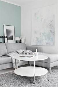 Wandfarbe Grau Grün : 50 pastell wandfarben schicke moderne farbgestaltung ~ Michelbontemps.com Haus und Dekorationen
