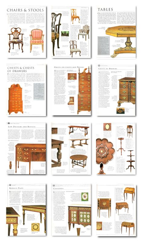 a must antique furniture identification guide