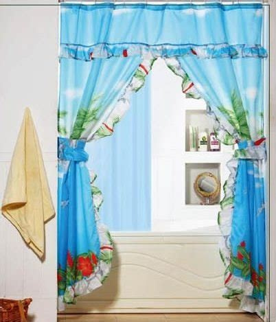 tropical bathroom window curtains curtain menzilperde net
