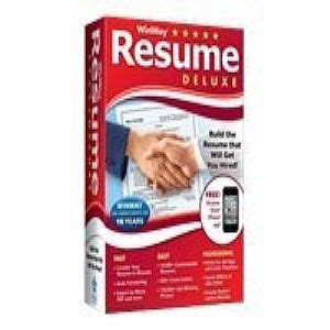 winway resume deluxe v 14 complete package 1