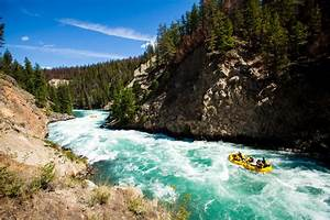 Whitewater Rafting on the Chilko, Chilcotin & Fraser ...
