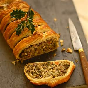 kale quinoa and nut roast en croute the circus gardener 39 s kitchen