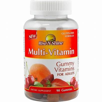 Vitamins Gummy Vitamin Adults Multi Supplement Dietary