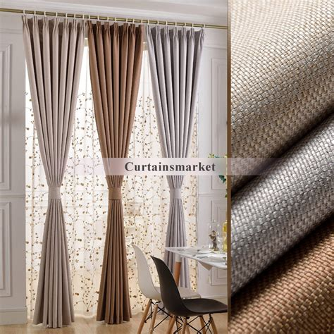 thermal blackout curtains of eco friendly and soundproof