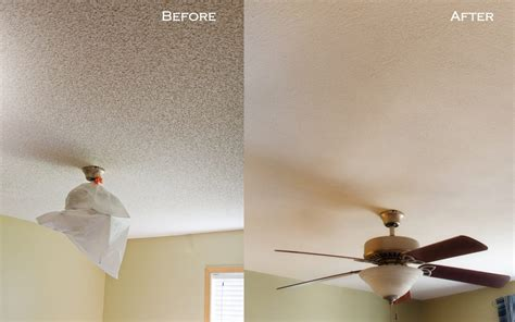 100 scraping your own popcorn ceilings how to